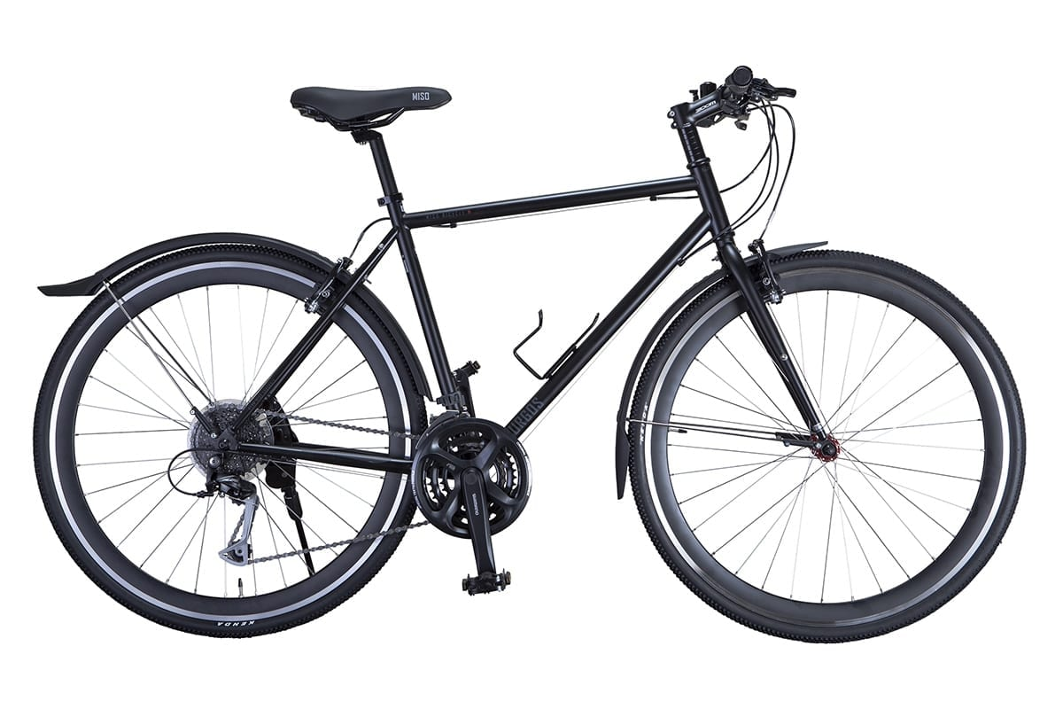 bicycle on a clean white background | after clipping path service