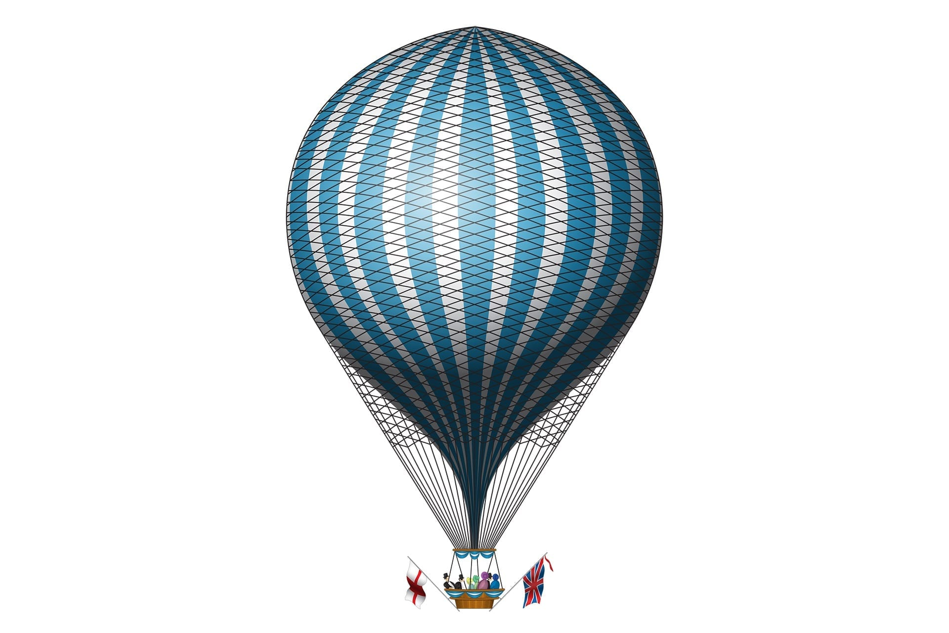 Balloon after vectorizing