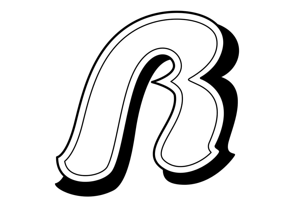 Vektor Grafik eines Logos | Beispiel Vektorisierungen