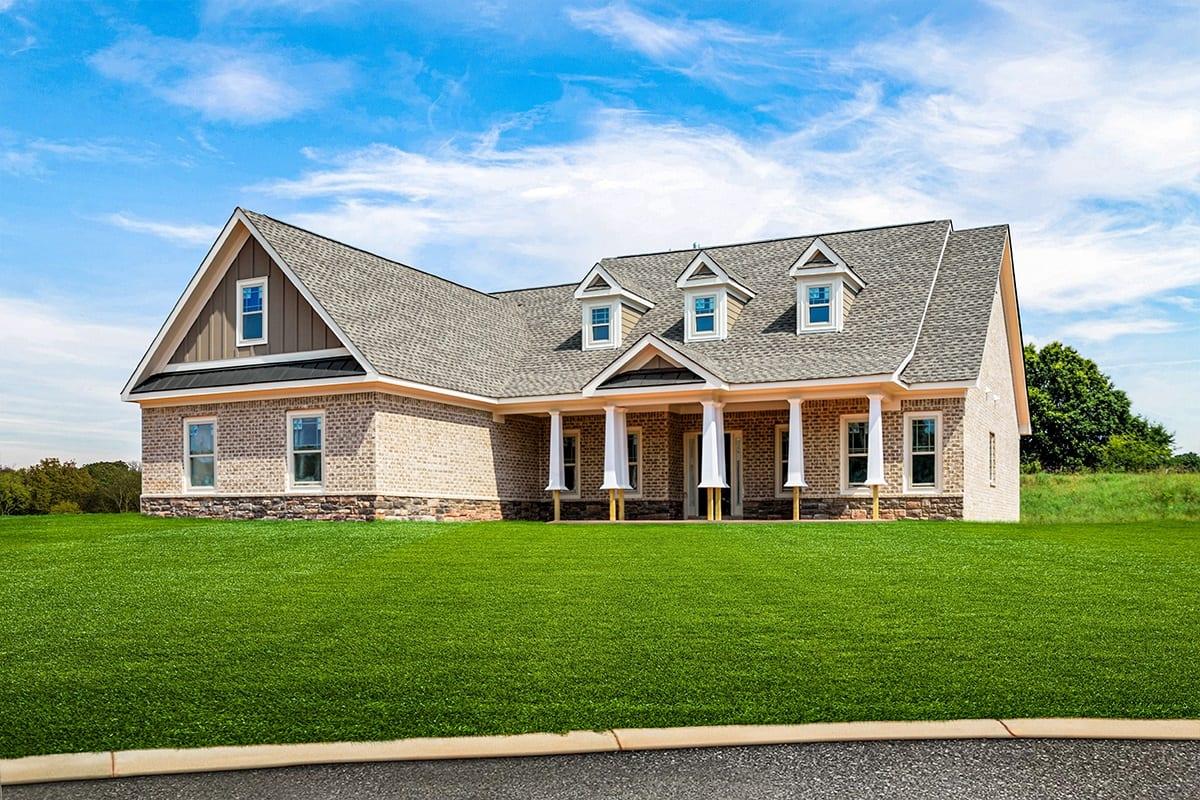 Haus nach Architektur bild Optimierung